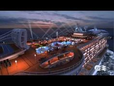 "Sure to be another amazing ship! Coming soon! ""Top Deck Highlights on the New Royal Princess Cruise Ship"""