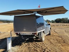 For all your camping, fishing, boating and vehicle awning needs, the Clevershade has you covered. Tent Tarp, Camper Awnings, Van Life, 4x4, Shades, Camping, Outdoor Decor, Trucks, Blue Prints