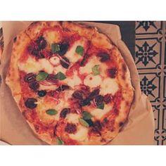 Cuando todo entra por los ojos - vadefoodies.com  #vadefoodies #pizza #food #foodporn  #gastrovictim #foodies #foodbloggers #healthyfood #foodblog #foodlove