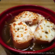 Crock Pot French Onion Soup - Ingredients and Preparation