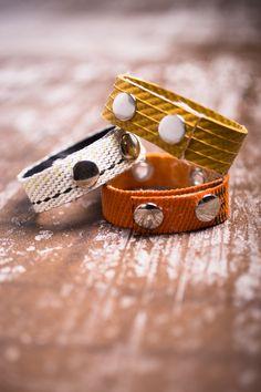 Fire Hose Bracelets | 3 Sisters Design Co. | Bourbon & Boots