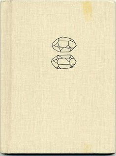 (binding illustration from) Quartz by Herbert S. Zim, William Morrow and Co., NY 1981