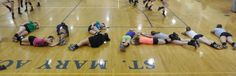 # 2 Spell Out USAV by Morgan Pandi, very creative Morgan!