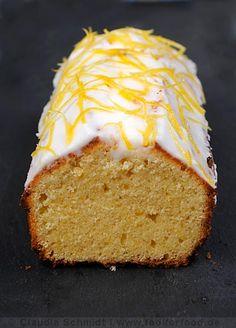 Zitronenkuchen nach einem Rezept der Rose Bakery