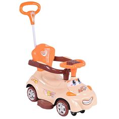 This fantastic and functional 3 in 1 kids ride on push car is a perfect gift for your children. The kids ride on push car has a cartoon design, which will attract you kids easily. Featuring a removable handle rod, it can be contr Cartoon Design, Cartoon Styles, Ice Cubes, Childrens Outdoor Toys, Toddler Slide, Kids Ride On Toys, Architecture 3d, Bicycle Workout, Homemade 3d Printer