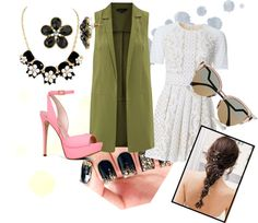 Lost in a Daze by marinasays on Polyvore featuring Lover, ALDO, 1928 and Fendi