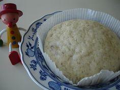 子供と作る♪バナナ蒸しパン  ♪ steamed banana bread