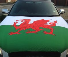 Our Wales Car Bonnet Flag is the perfect addition to your car so that you can fly your colours! So if your feeling patriotic, buy your flag and hold it high!