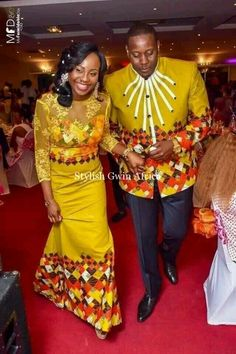 Hello guys, welcome to another edition of our African Print Styles Collection. Today we are looking at Mr & Mrs - our couple African Print Styles compilation. Couples African Outfits, African Clothing For Men, African Shirts, Couple Outfits, African Wedding Attire, African Attire, African Wear, African Dress, African Traditional Wedding