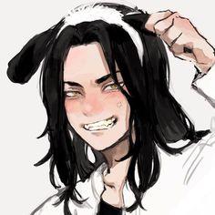 Fanarts Anime, Anime Characters, Otaku Anime, Anime Guys, Anime Naruto, Tokyo Ravens, Cute Icons, Anime Art Girl, Animes Wallpapers