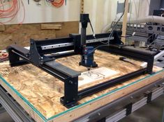 1000 ideas about plasma table on cnc plasma Cnc Plasma Table, Cnc Table, Cnc Plasma Cutter, Arduino Cnc, Diy Cnc Router, Welding Design, Hobby Cnc, Router Projects, 3d Printing Business