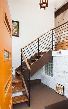 Druid Hills Mid Century Modern - midcentury - entry - atlanta - Renewal Design-Build