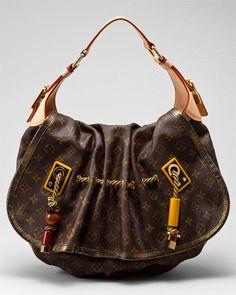 Louis Vuitton Limited Edition Kalahari GM