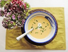 Spargelsuppe–White Asparagus Soup