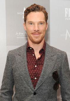 Benedict Cumberbatch: Variety Studio Presented By Moroccanoil At Holt Renfrew - Day 4 - 2014 Toronto International Film Festival