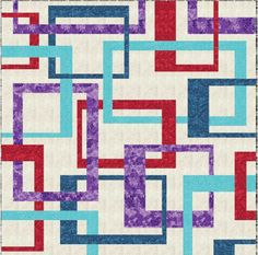 Modern king quilt pattern.  Outside the Box 108 Quilt Pattern QN-046 by The Quilt and Needle - Jessica Smith.  Check out more of our quilt patterns. https://www.pinterest.com/quiltwomancom/quilts/  Subscribe to our mailing list for updates on new patterns and sales!   http://visitor.constantcontact.com/manage/optin?v=001nInsvTYVCuDEFMt6NnF5AZm5OdNtzij2ua4k-qgFIzX6B22GyGeBWSrTG2Of_W0RDlB-QaVpNqTrhbz9y39jbLrD2dlEPkoHf_P3E6E5nBNVQNAEUs-xVA%3D%3D