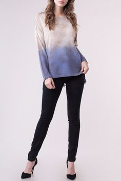 6be0f5f2ec People Outfitter Geneva Knit Top from New York City — Shoptiques Geneva