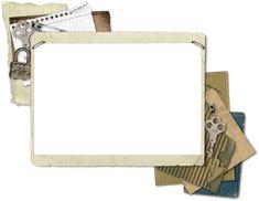 Scrapbooking TammyTags -- TT - Designer - HG Designs, TT - Item - Frame, TT - Style - Cluster