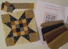 Free pattern for a swirling star quilt. Description from pinterest.com. I searched for this on bing.com/images
