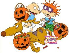 Chuckie, Tommy and Spike
