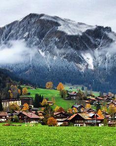 Lenk Simmental, Berner Oberland