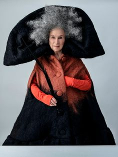 Margaret Atwood Wonderful People: Tim Walker's portraits – in pictures The photographer Tim Walker's portraits are highly imaginative pieces of work Tim Walker, Margaret Atwood, Tilda Swinton, Viktor Rolf, Women In History, The Guardian, People, Pictures, Portraits