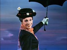 day 1, my favorite character: Mary Poppins because she sings: Supercalifragilisticexpialidocious.......