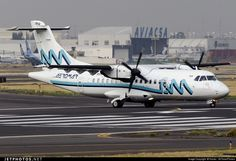 Aeromar Airlines XA-SYH - ATR 42-320