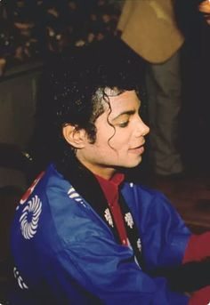 Michael Jackson in Japan