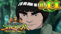 Naruto Shippuden: Ultimate Ninja Storm Revolution [Part 11] - Kakashi Vs...