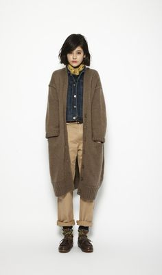 2012.01.24 | 30DAYS COORDINATE | niko and... magazine [ニコ アンド マガジン]