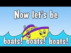 Let's Be Planes | Transportation Song for Kids - YouTube