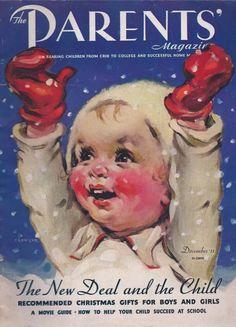 Parents' Magazine, December 1933