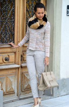 Claudia Paz/Swiss fashion blog Fall Winter, Autumn, Sportswear, Chic, People, Blog, Collection, Fashion, Daughter