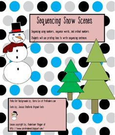 Winter Snow Sequencing