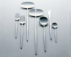 Cutlery by Portuguese Company Cutipol | OEN Ceramic Tableware, Kitchenware, Flatware Set, Modern Flatware, Kitchen Items, Kitchen Cutlery, Kitchen Accessories, Household, Decoration
