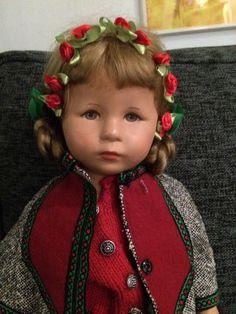 Käthe Kruse Puppe