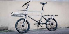 Le Petit Porteur, Vélo cargo compact et économique Velo Cargo, Compact, Bike, Boutique, Design, Bicycles, Bicycle Kick, Bicycle, Design Comics