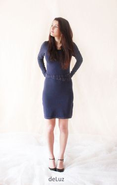 5589937915eb Modré+šaty+Stripes...velká+sleva+Šaty+jsou+