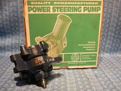 NORS Power Steering Pump #44215 Fits 1983-1986 Toyota Camry 1984 1985 #AutomitveCaliperExchange