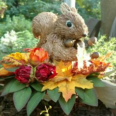 Bring some outdoor charm into your home with fun floral wreaths and beautiful autumn decor!