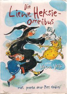 Die Liewe Heksie-omnibus, Verna Vels #RIP
