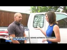 Brian Bowersock with West Automotive Group talks about how often you should service your automatic transmission. Honda Truck, Automotive Group, Automatic Transmission, Trucks, Youtube, Truck, Youtubers, Youtube Movies