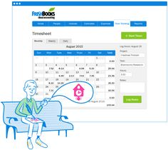 online timesheet is an absolutely free online project management