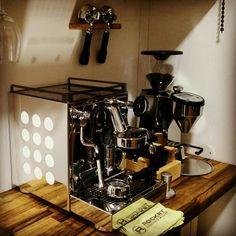 ... rosewood espresso tamper | BrewTrane | Pinterest | Espresso and Hands