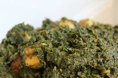 FAVORITE!! Healthy Girl's Kitchen: Vegan Indian Saag (Spinach) Tofu. And here is the regular version.