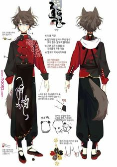 Reminds of the name Syaoran - Trend Character Design Feminino 2019 Male Character, Fantasy Character, Character Creation, Character Outfits, Character Concept, Funny Character, Fashion Design Drawings, Boy Art, Character Design References