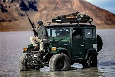 FJ40 Land Cruiser #ToyotaStrong