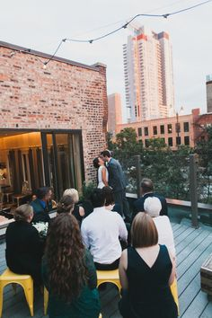 Ashley & Kevin: An Intimate Wedding at Chicago's Little Goat Diner Intimate Wedding Ceremony, Small Intimate Wedding, Intimate Weddings, Restaurant Wedding Receptions, Chicago Wedding Venues, Wedding Photography Poses, Wedding Poses, Wedding Ideas, 1920s Wedding