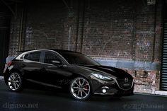 New Mazdaspeed3?
